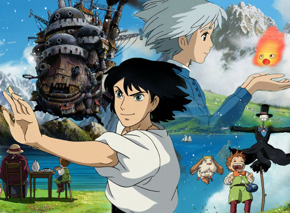 Howl S Moving Castle Hilery S Blog