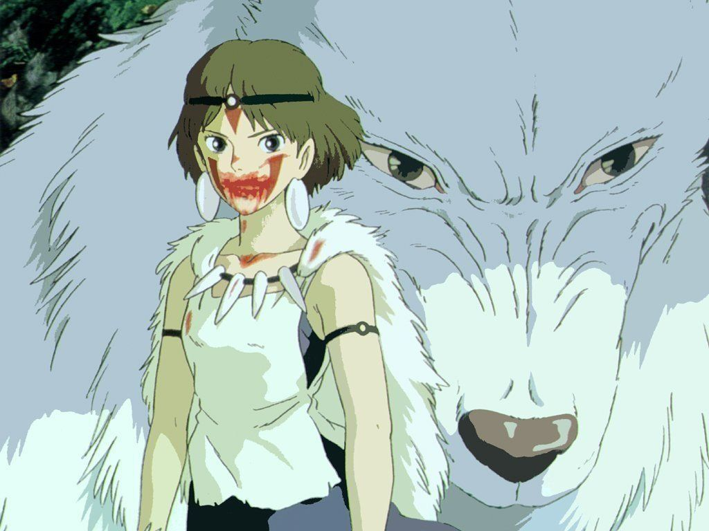 Princess Mononoke Hilery S Blog
